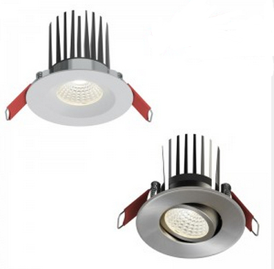 10W Integrated LED Downlight