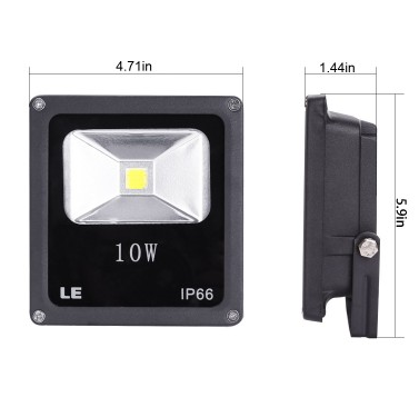 10W Super Bright Outdoor LED Flood Lights