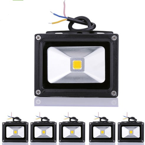 10W Warm White High Power IP65 LED Floodlight