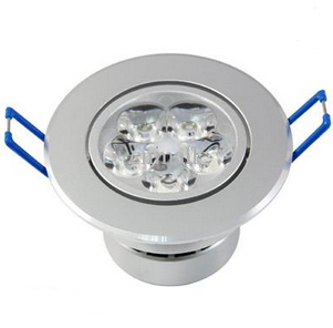 10pcs 5w Dimmable LED Downlights 110-240V