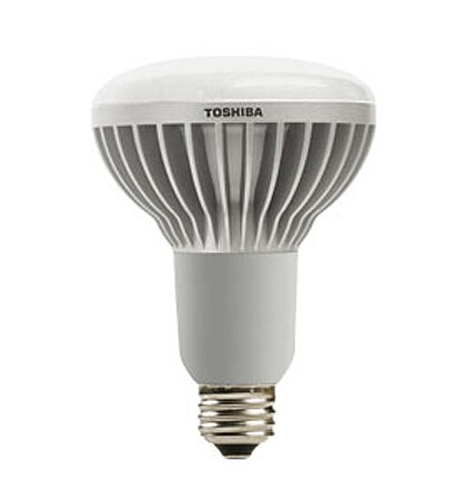 120V 13.8W Dimmable BR30 LED Bulb