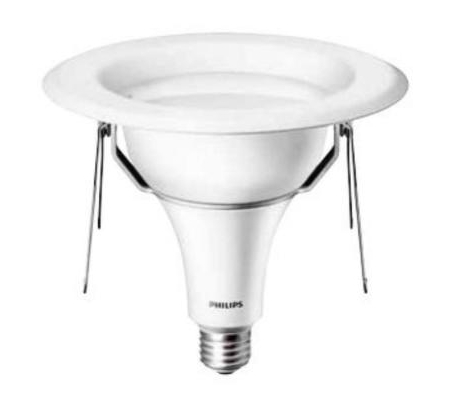 15-Watt (75W) Soft White (2700K) Dimmable LED Recessed Downlight