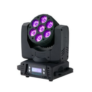 15W 4 in 1 Beam Moving Head LED Stage Light