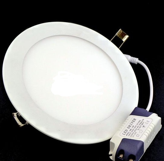 15W Efficient Led Panel Light High Super Bright Warm White