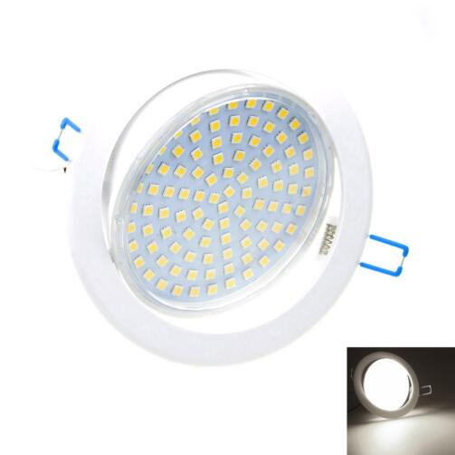 16W 6000-6500K 900-1100LM White LED Downlight