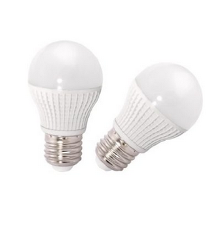 2 Pack 3watt Dimmable LED Light Bulb