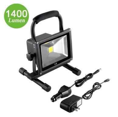 20W Rechargeable Portable LED Flood Light