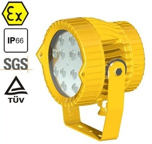 25W 40W 60W IP66 LED Explosion Proof Light
