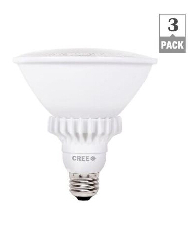 27 Degree Spot Dimmable LED Spot Light 3-Pack