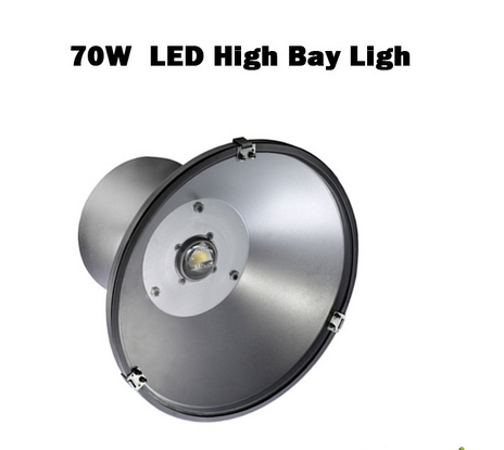 30W-70W Explosion Proof LED Mining Light