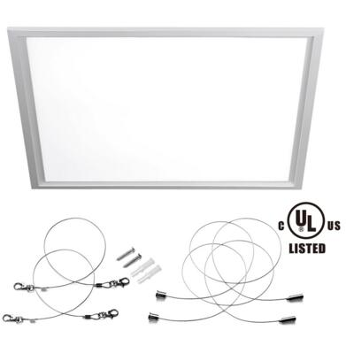 3600lm Daylight White LED Flat Light Panel Light