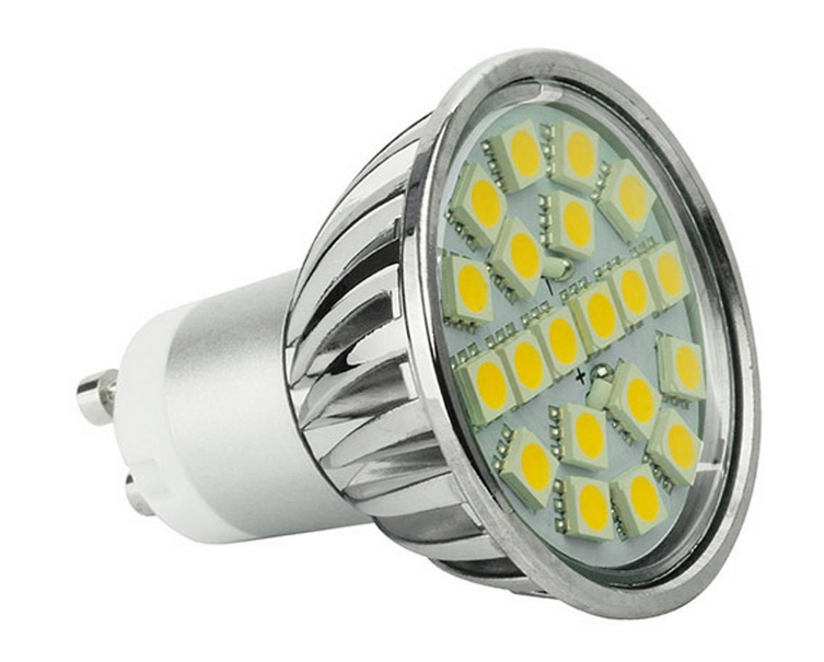 4 Watt - Warm White Dimmable - 320 Lumens