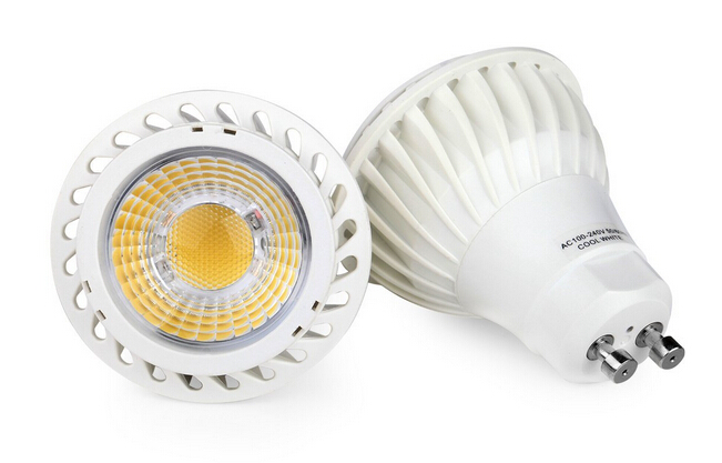 5w GU10 Led Bulbs Daylight 50w Equivalent