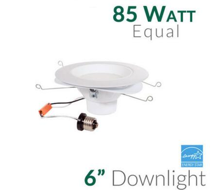 6 inch 18 Watt LED Recessed Downlight