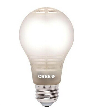 60W Equivalent A19 Dimmable LED Light Bulb