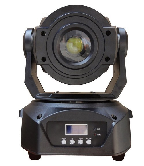 60W Power LED Gobo Moving Head lights 15W DMX control stage lighting