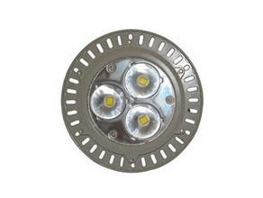 60W Waterproof LED Explosion Proof Lights