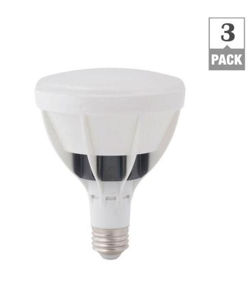 65W Equivalent Soft White (2700K) BR30 LED Flood Light Bulb