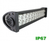 72W LED Work Light Bar 12V 24V IP67 Flood Or Spot beam For 4WD 4x4 Off road Light Bars