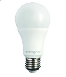 9.5W E27 2700k 806lm Non-Dimmable LED bulb