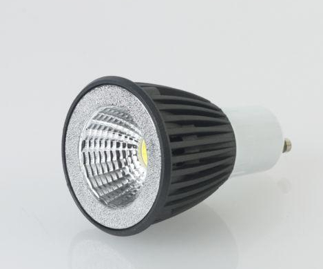 9W Dimmable COB LED GU10 Bulbs Light