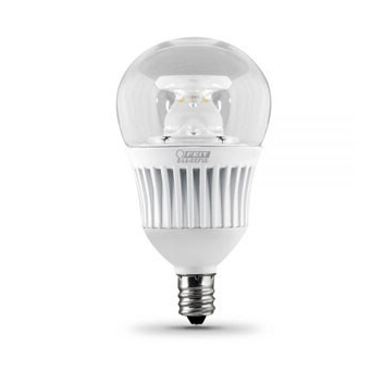 A15 7 Watt 60 Watt Equal E12 LED bulb lights