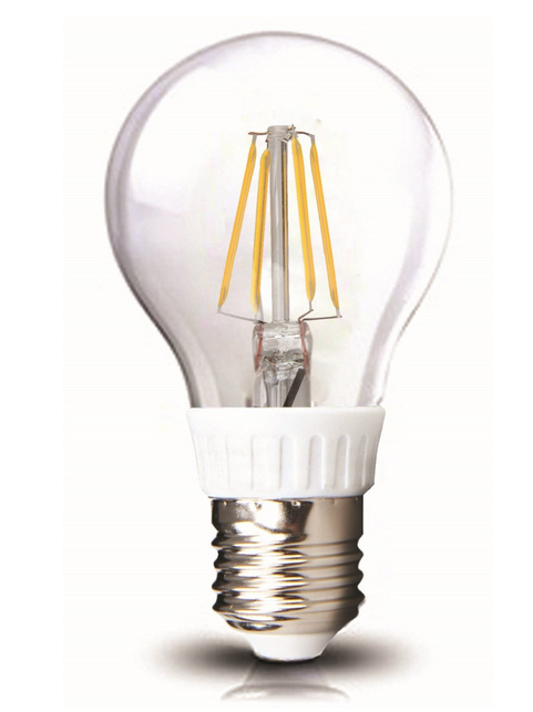 A19 4W to Replace 40W Incandescent Bulb