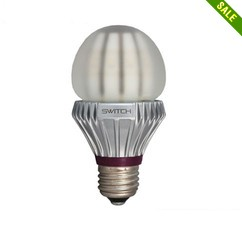 A19 8 Watt 450 Lumen 2700K LED Light Bulb