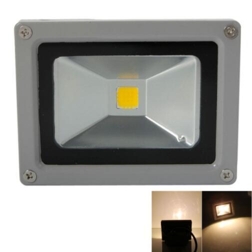 Aluminium Alloy 10W 3000-3500K LED Flood Light with IP65