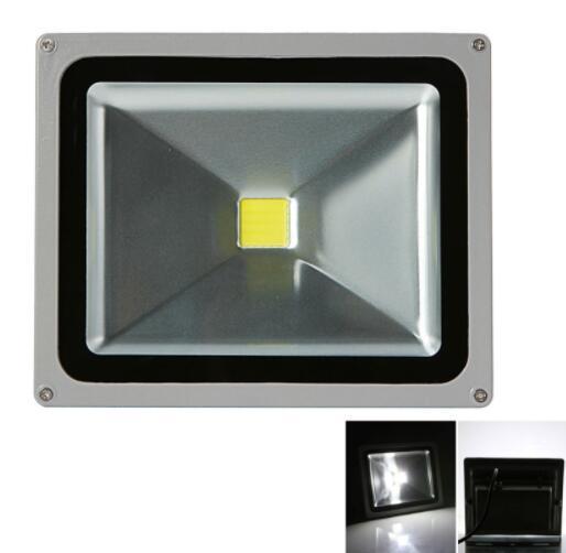 Aluminium Alloy 30W 6000-6500K LED Flood Light