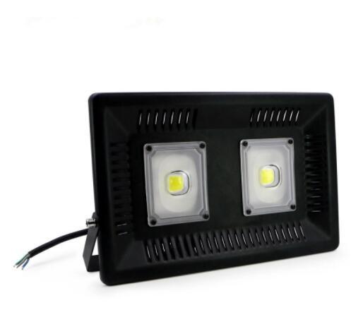 Anti-thunder IP65 Waterproof 100W Ultrathin LED Flood Light
