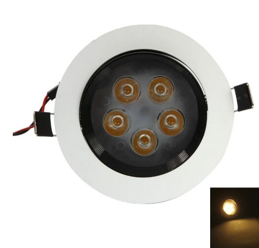 Atmosphere 5W 3000K Warm White COB LED Downlight