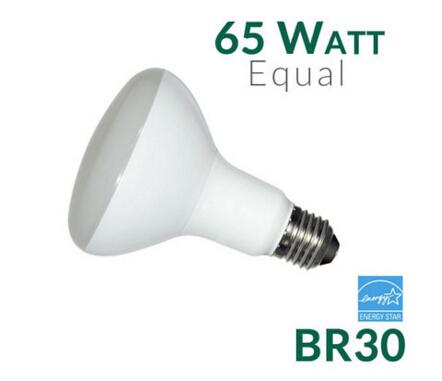 BR30 12 Watt Dimmable LED Flood Bulb