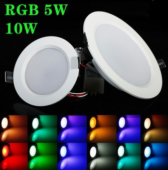 Best RGB 5W 10W LED Downlight
