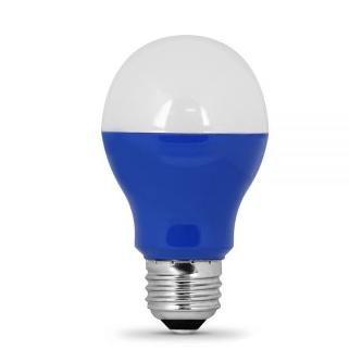 Blue A19 E26 120V 3W LED Bulb