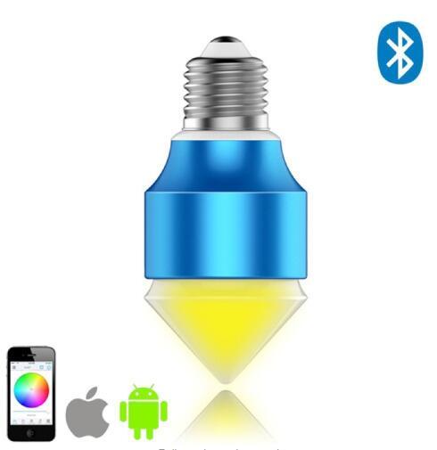 Bluetooth E27 6W Waterproof Dimmable Smart  LED Bulb