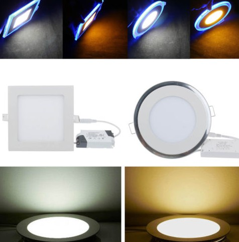 Bright CREE LED Recessed Ceiling light LED panel