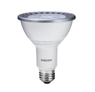 Bright White PAR30L Dimmable LED Flood Light Bulb