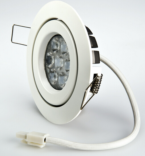 CREE 7 Watt LED Recessed Light Fixture