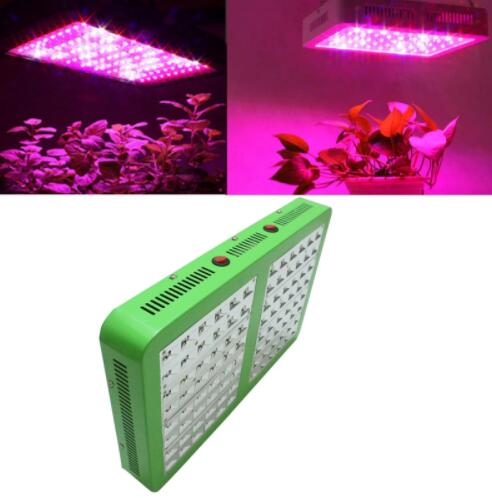 Double Chip Reflectors Full Spectrum 960W LED Plant Growth Light