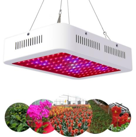 Dual Chips 380-730nm 1000W LED Grow light