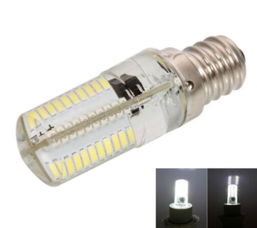 E12 4W Dimmable Silicone LED Corn Light