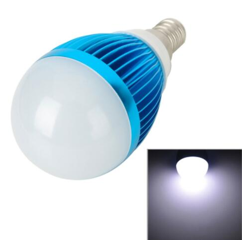 E14 3W 280LM 6-5630 SMD LED Light Blue
