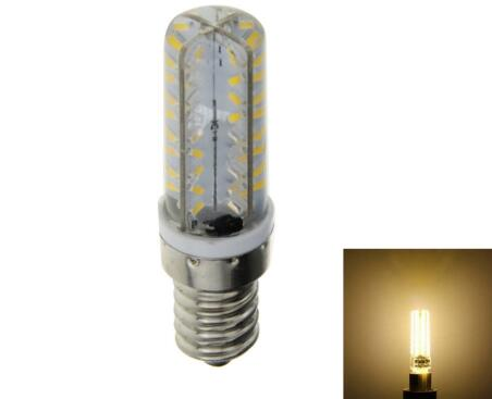 E14 8W 72-LED 3014SMD LED Corn Light