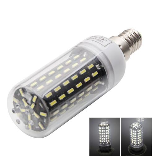 E14 9W 6000-6500K SMD4014 LED Corn Lamp