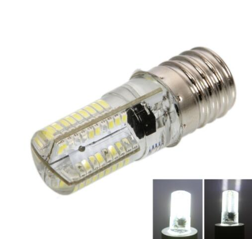 E17 4W Dimmable Silicone LED Corn Light