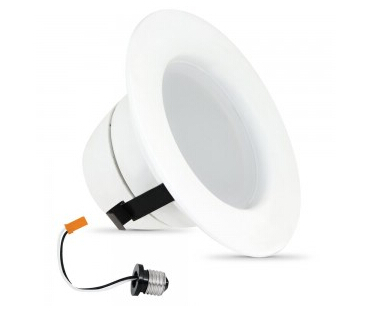 E26 120V 9.5W Dimmable LED Downlight