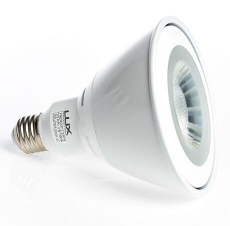 E26 17W PAR38 LED Bulb 80 CRI - Dimmable