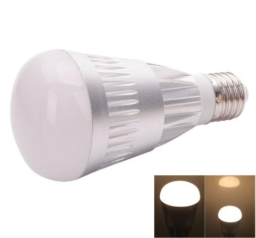 E27 10W Newly Warm White Dimmable WiFi LED Bulb