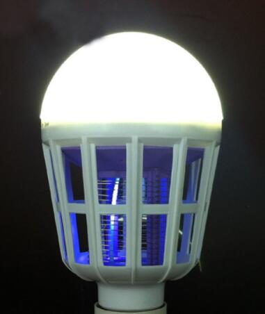 E27 15W Bird Cage Anti-mosquito Bulb Light LED Bulb